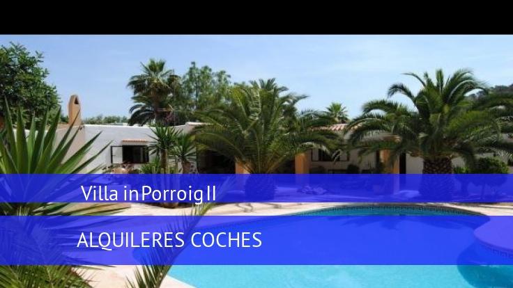 Villa Villa in Porroig II
