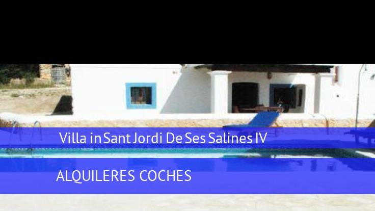 Villa Villa in Sant Jordi De Ses Salines IV