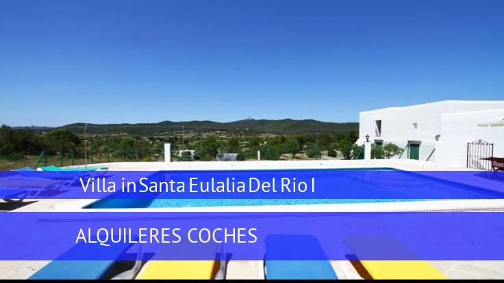 Villa in Santa Eulalia Del Rio I booking