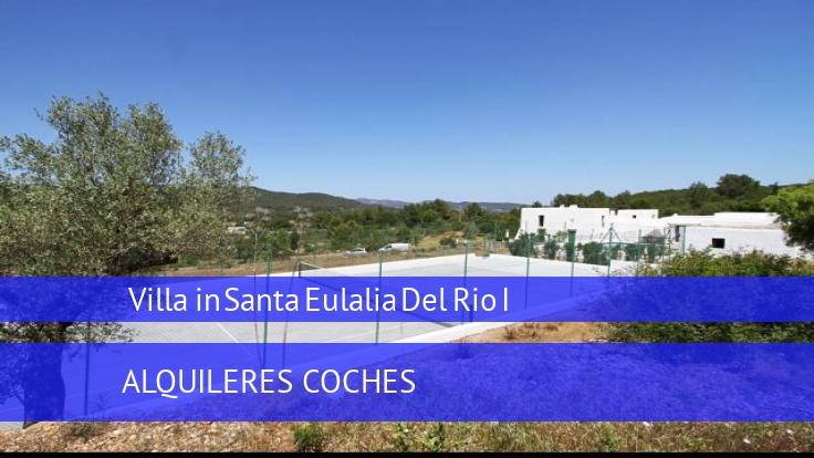 Villa in Santa Eulalia Del Rio I reservas