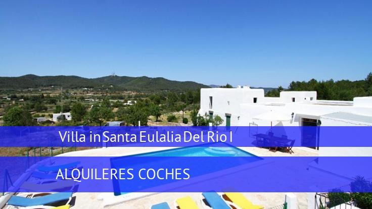 Villa in Santa Eulalia Del Rio I reverva