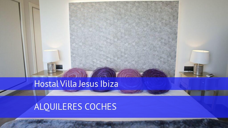 Hostal Villa Jesus Ibiza reverva