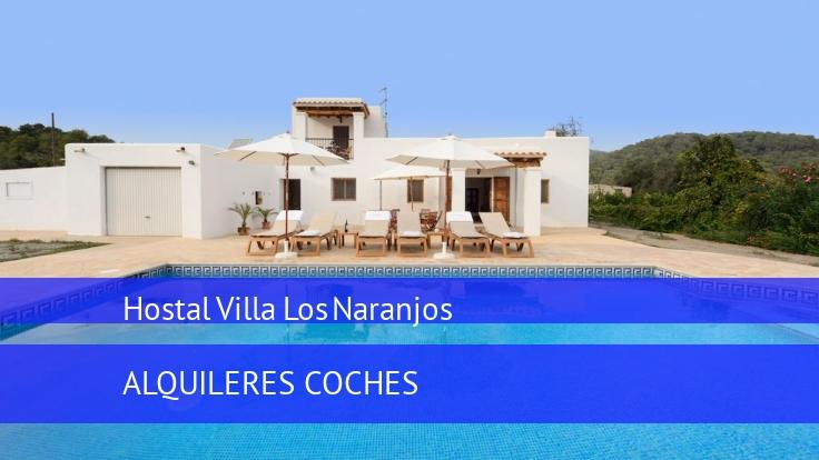 Hostal Villa Los Naranjos