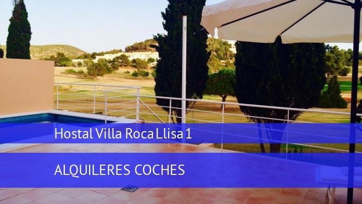 Hostal Villa Roca Llisa 1