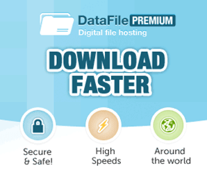 DataFile.com: Reliable file hosting