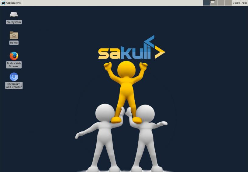 Docker安装SaKuli桌面环境(基于Centos系统、附带chrome,支持中文)