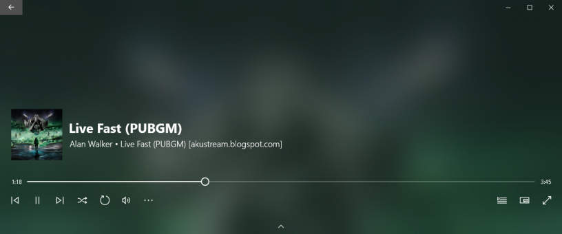 Alan Walker x A$AP Rocky - Live Fast (PUBGM)   和平精英无尽战场主题背景音乐Flac无损下载