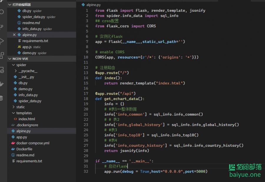 VUE+FLASK+Adobe XD重构COVID19疫情图:思路笔记