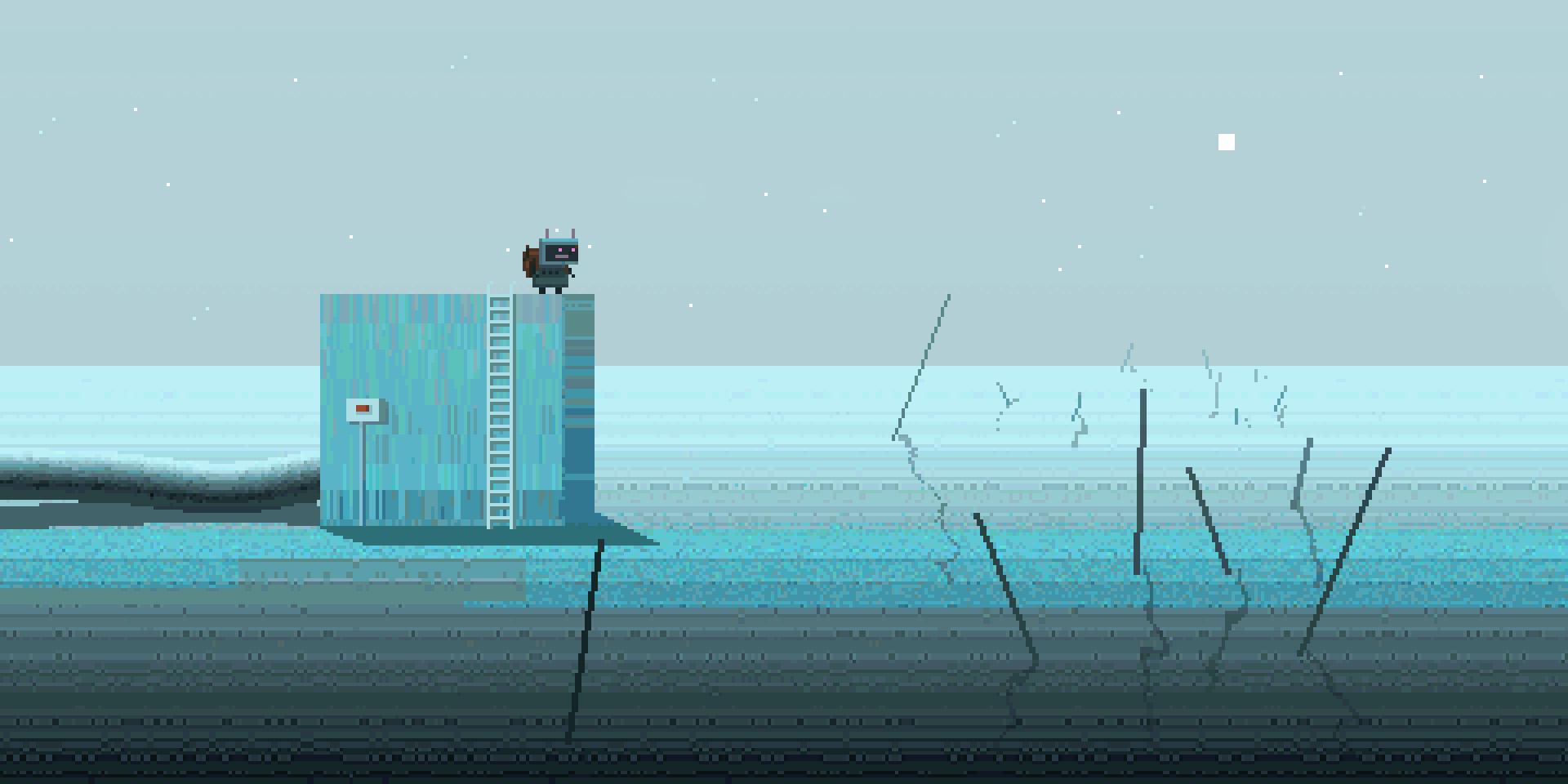 DAOmadness — Pixel artist Zennyan