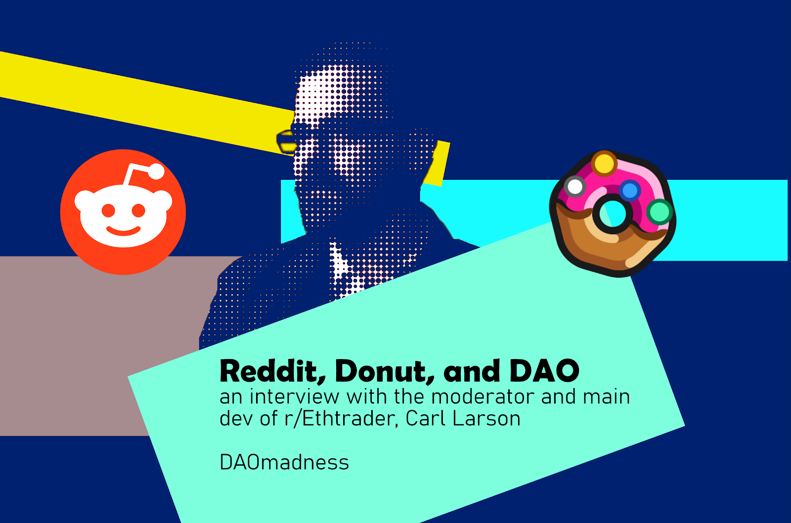 Reddit、甜甜圈和DAO