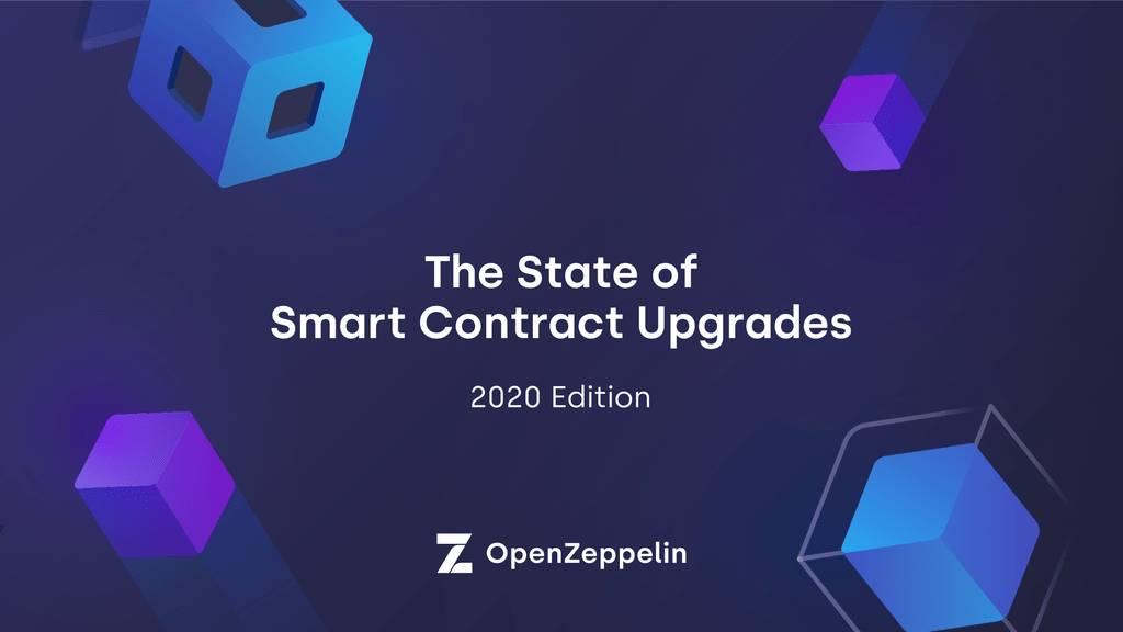 OpenZeppelin发布智能合约升级调研报告