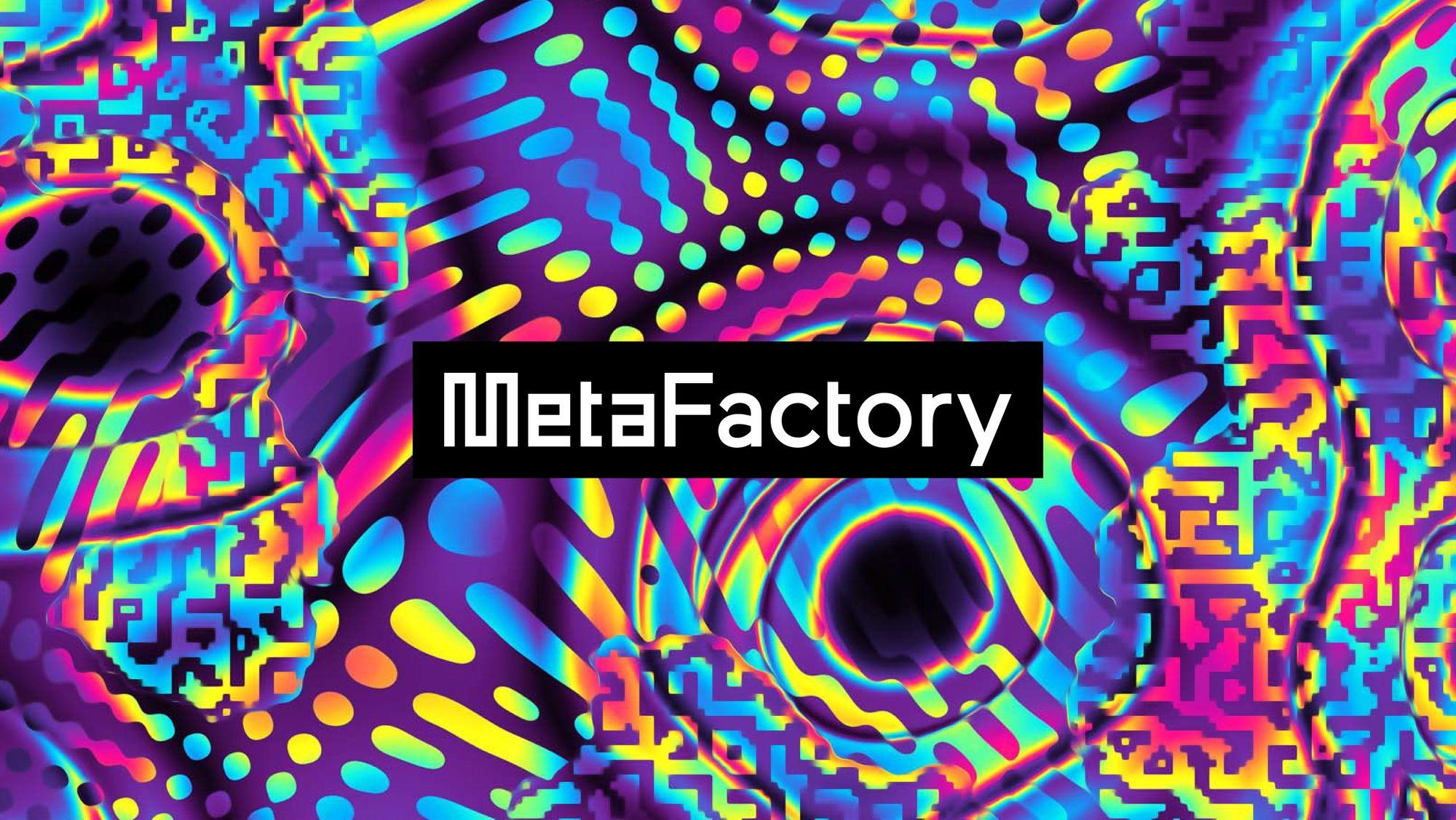 MetaFactory 发布治理代币 $ROBOT