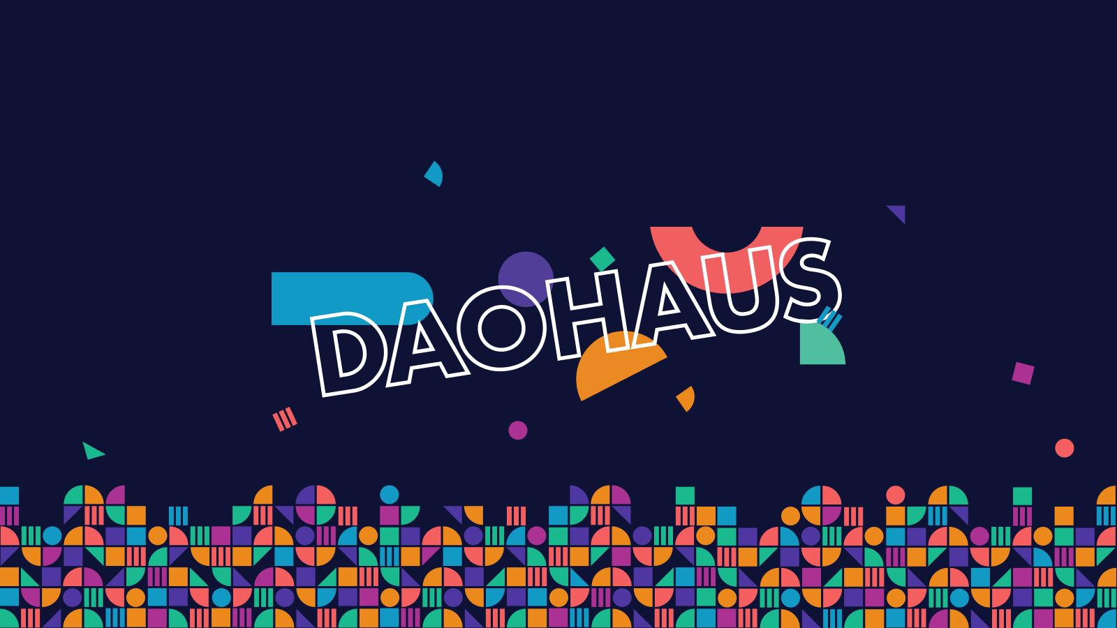 三分钟搞懂全新 DAOhaus 的中心枢纽:Hub