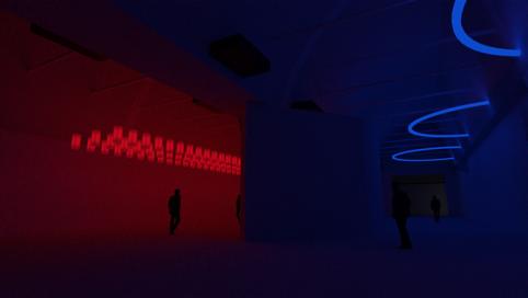 现实与虚拟碰撞的视觉盛宴,大型艺术展「虚拟生境 | 镜中迷因可曾见」活动即将开幕