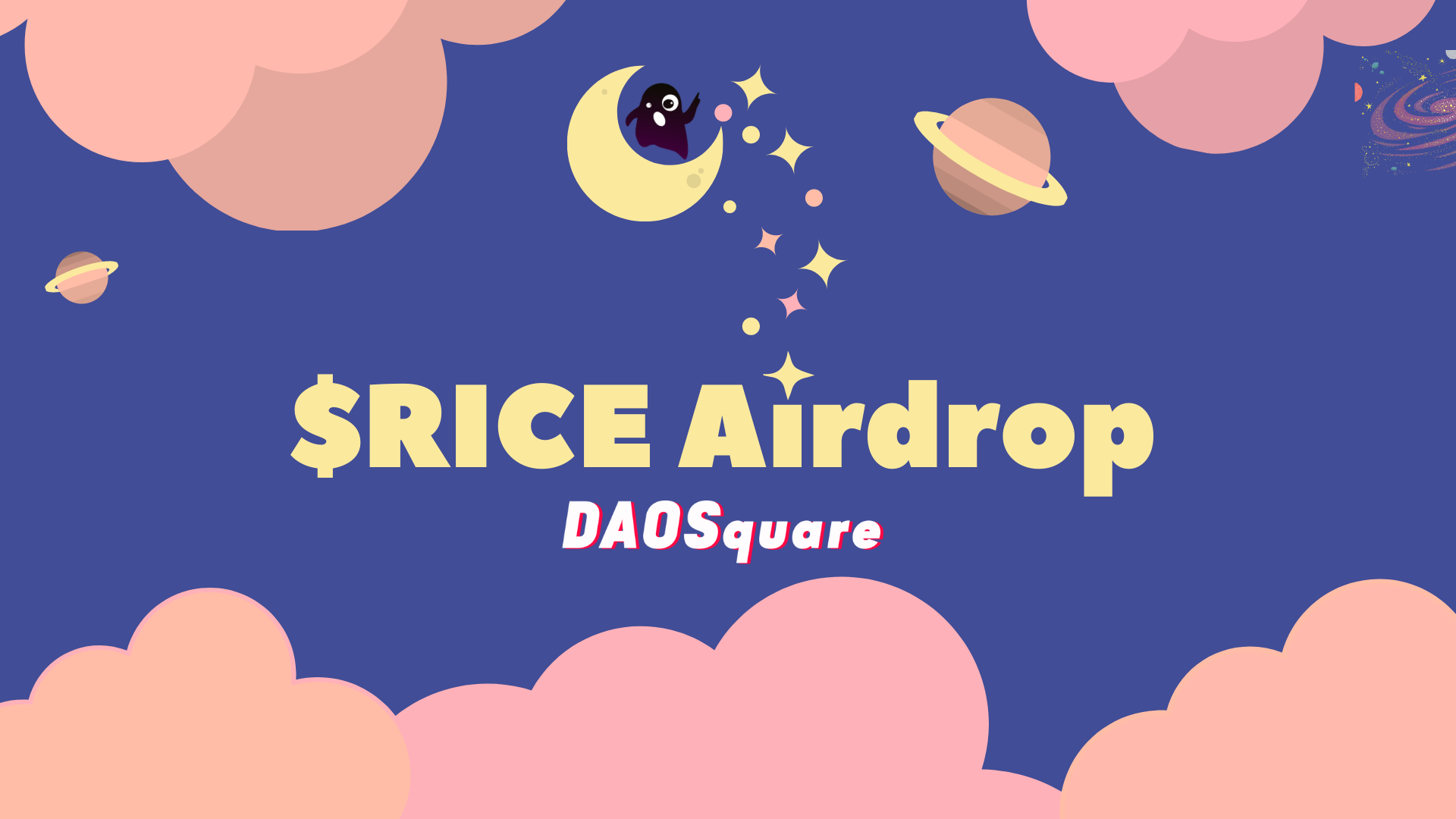 Proof of Twitter -> Airdrop $RICE
