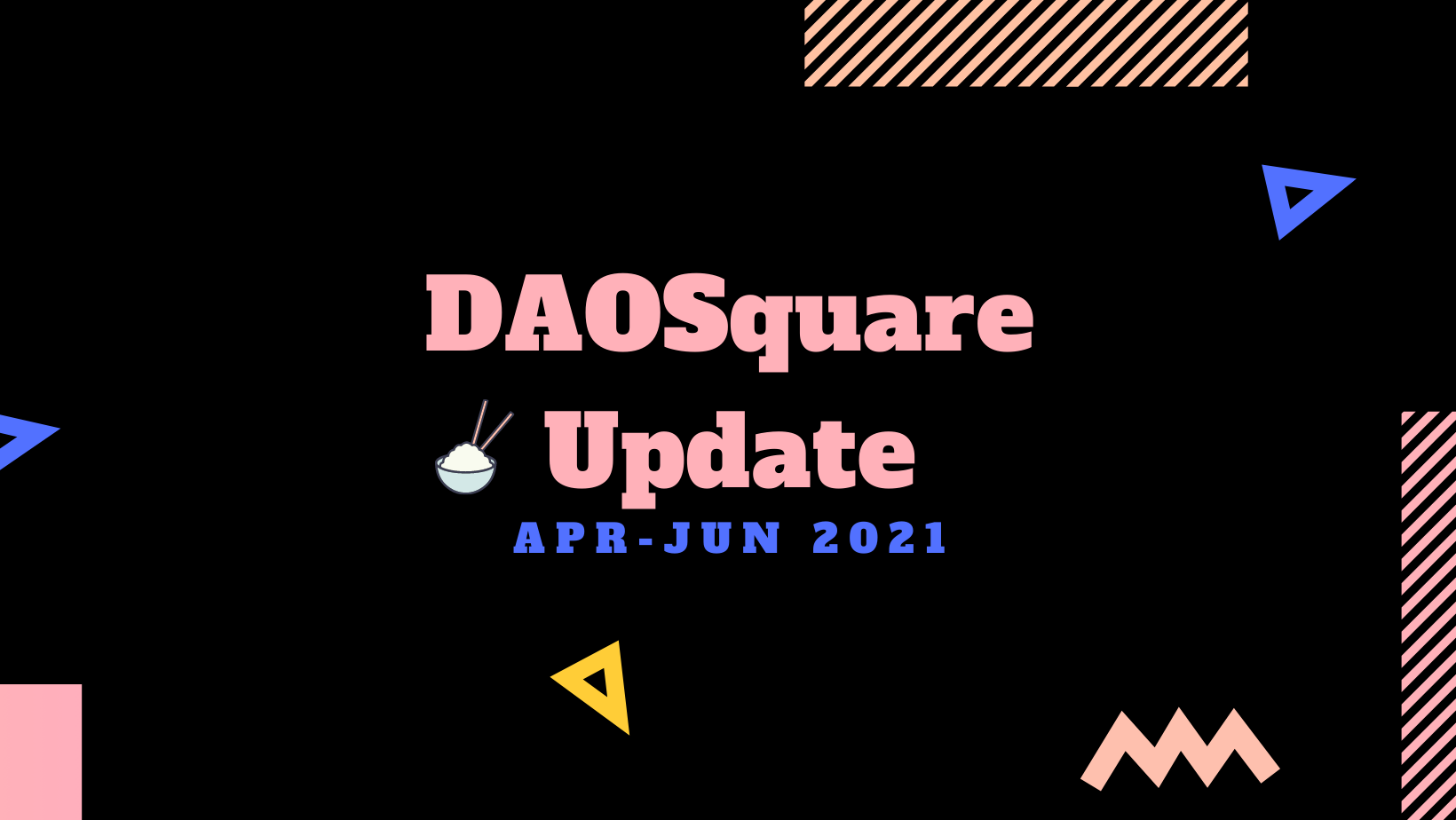 DAOSquare近期进展更新