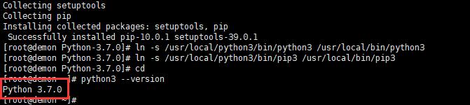 centos7安装python3.7和部分库
