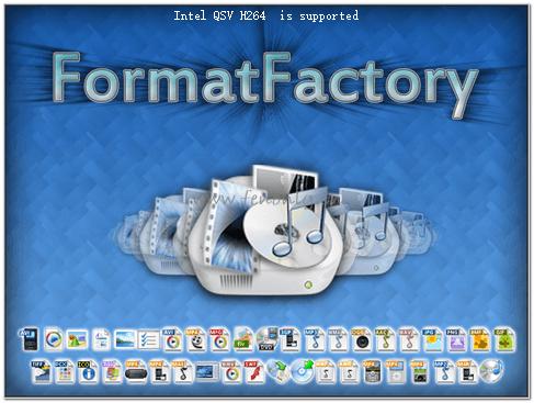 免费的全能视频格式转换器,国产软件,必须支持一下(格式工厂)