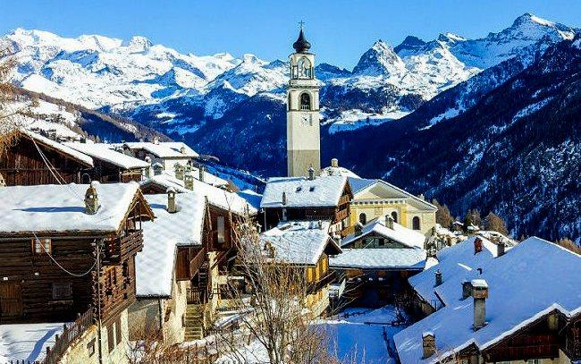 Vacanza in Valle D'Aosta scopri tutti gli alloggi