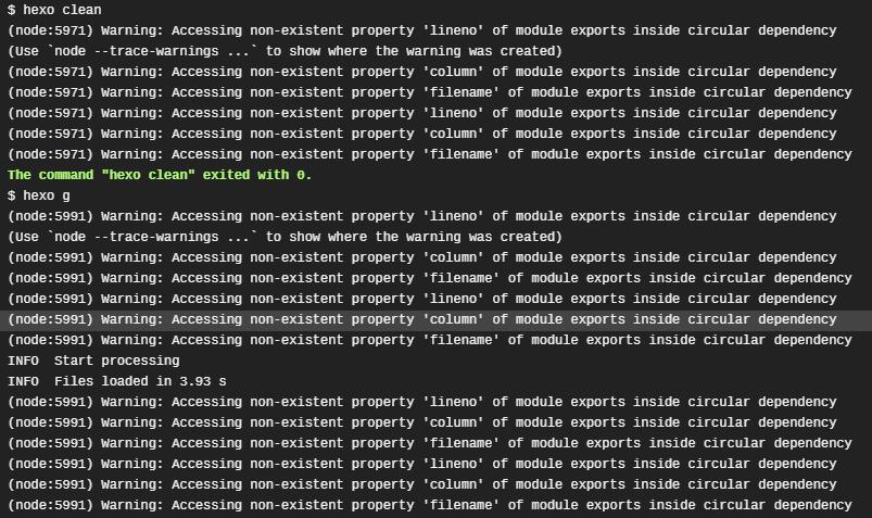 travis-ci在Node.js v14.0下自动构建hexo报错