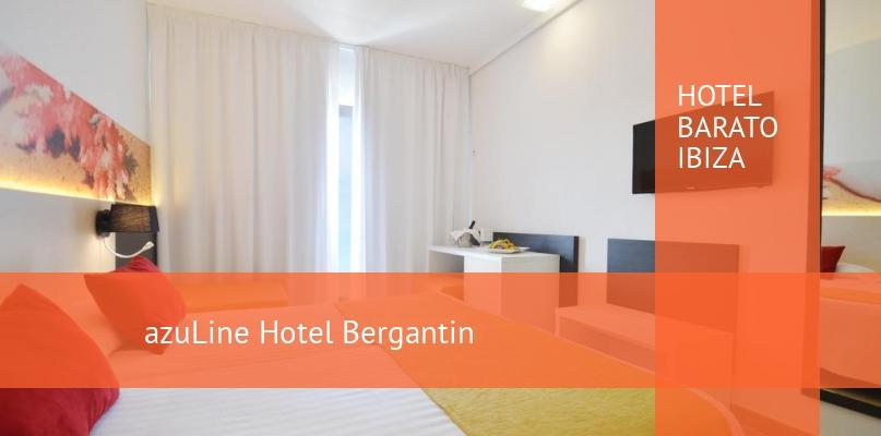 azuLine Hotel Bergantin 3 Estrellas
