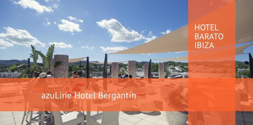 azuLine Hotel Bergantin mejor hotel