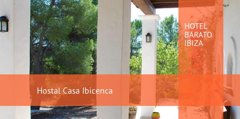 Hostal Casa Ibicenca Santa Agnès de Corona
