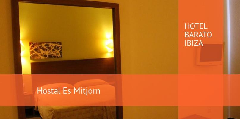 Hostal Es Mitjorn mejor hotel