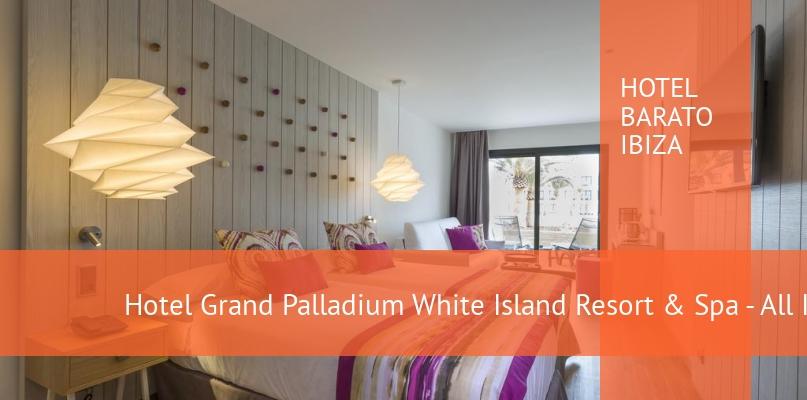 Hotel Grand Palladium White Island Resort & Spa - All Inclusive Playa d