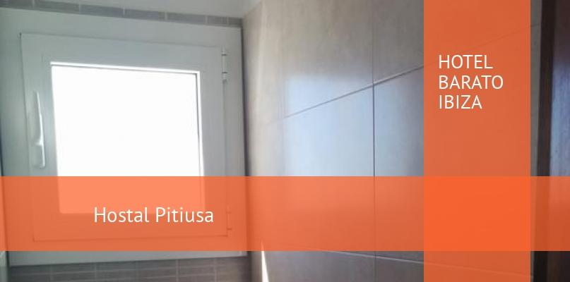 Hostal Pitiusa Ibiza Ciudad