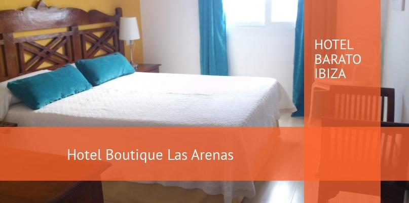 Hotel Boutique Las Arenas 2 Estrellas