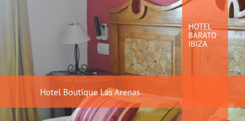 Hotel Boutique Las Arenas Es Cana