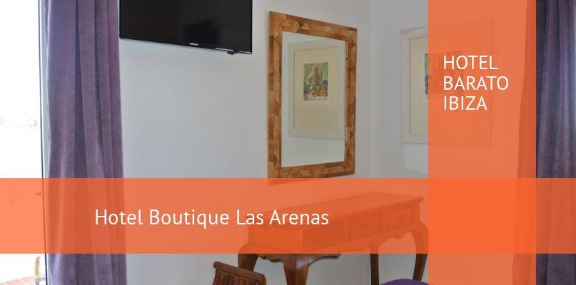 Hotel Boutique Las Arenas mejor hotel