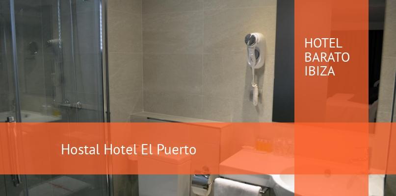 Hostal Hotel El Puerto Ibiza Ciudad