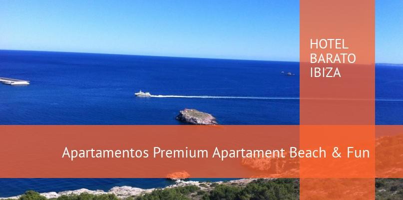 Apartamentos Premium Apartament Beach & Fun Ibiza Ciudad