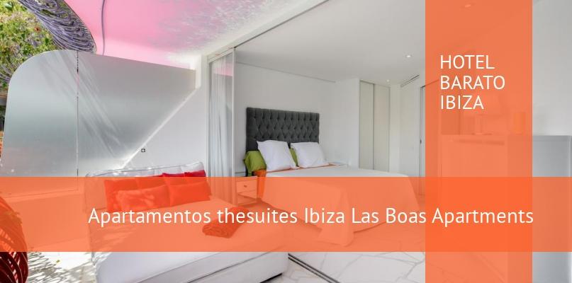 Apartamentos thesuites Ibiza Las Boas Apartments 0 Estrellas