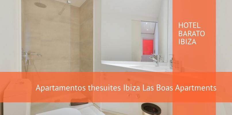 Apartamentos thesuites Ibiza Las Boas Apartments Ibiza Ciudad