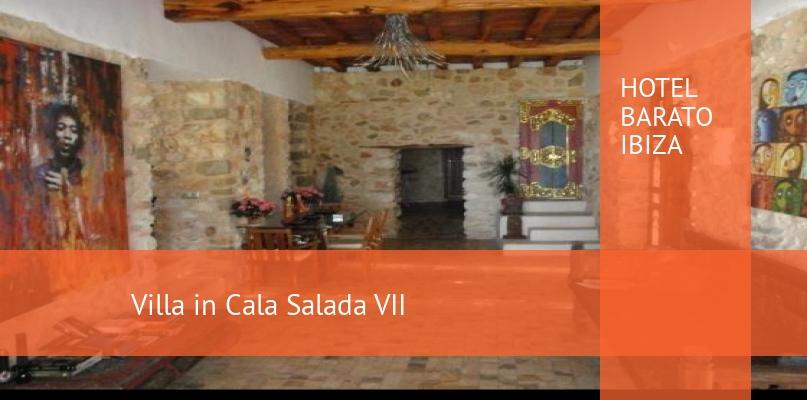 Villa in Cala Salada VII 0 Estrellas