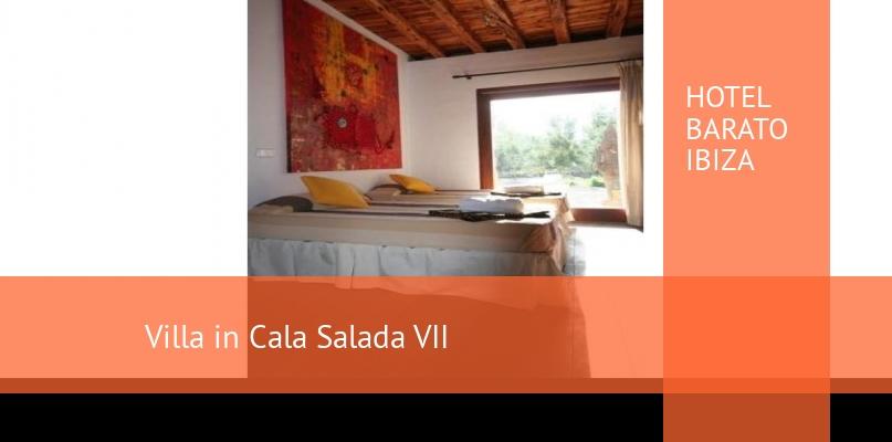 Villa in Cala Salada VII mejor hotel