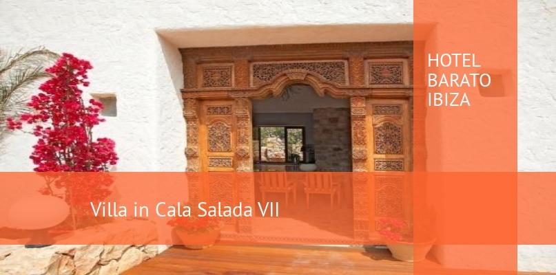 Villa in Cala Salada VII Santa Agnès de Corona
