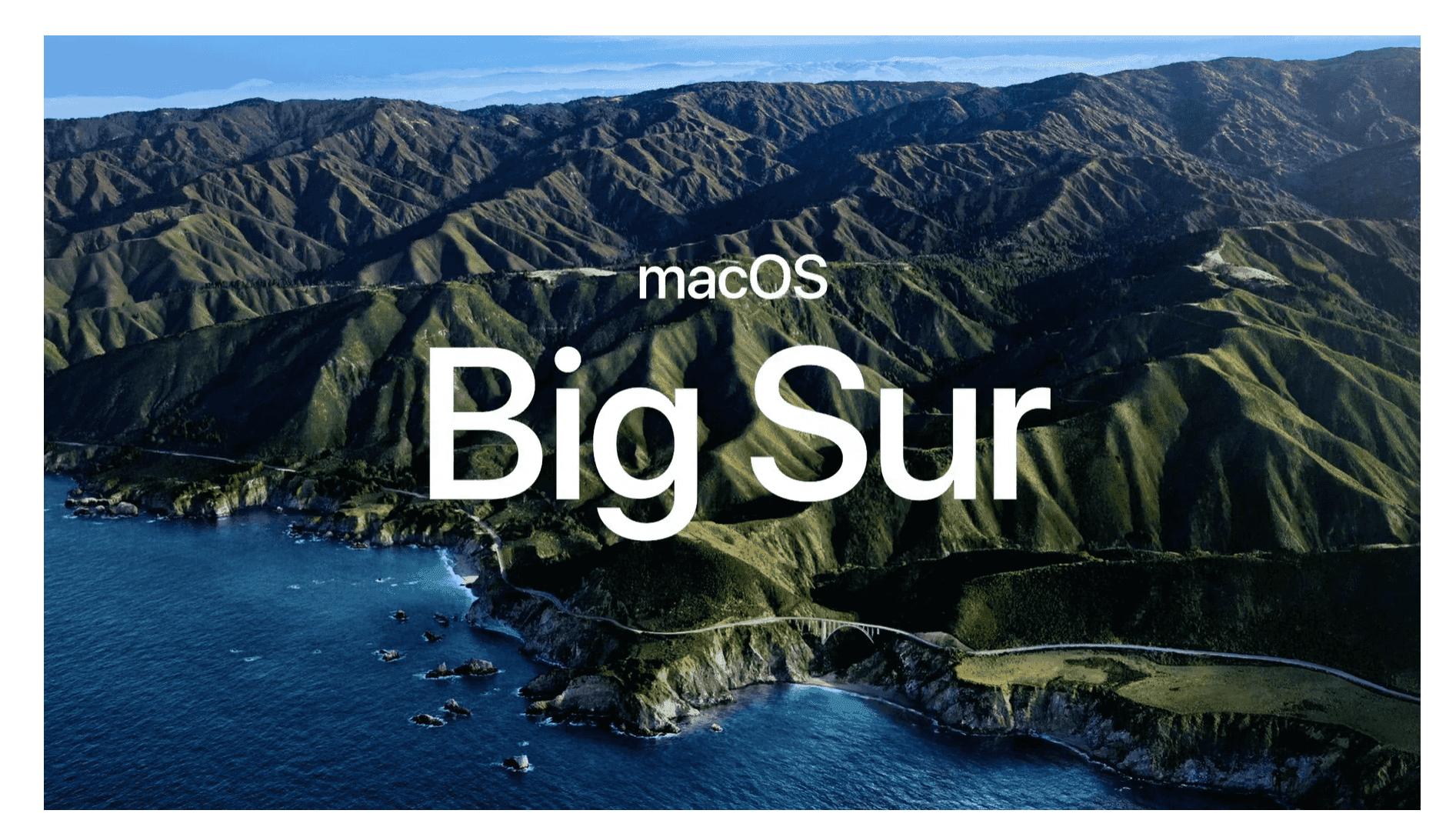 黑苹果升级Big Sur的非常规方法