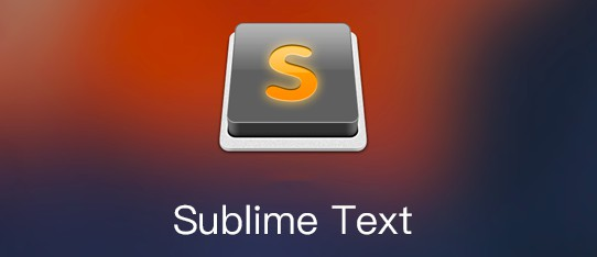 Sublime Text3
