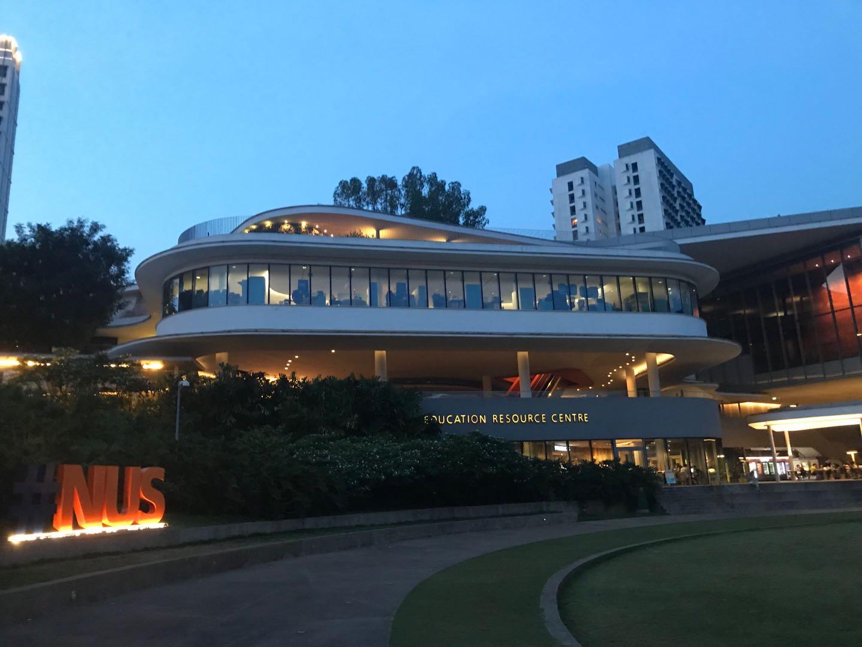 新加坡国立大学短期交流总结