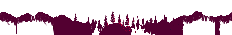 山岳背景图片