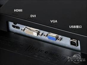 VGA、DVI和HDMI三种主机与显示器连接的线缆
