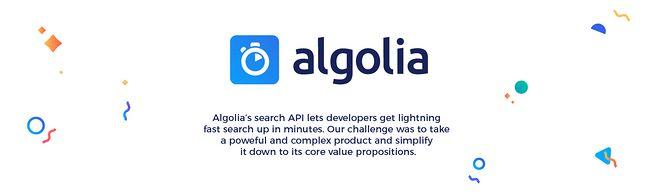 博客配置algolia实现搜索功能