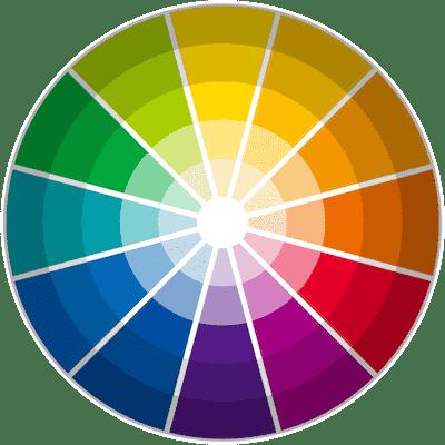 色轮 Color Wheel