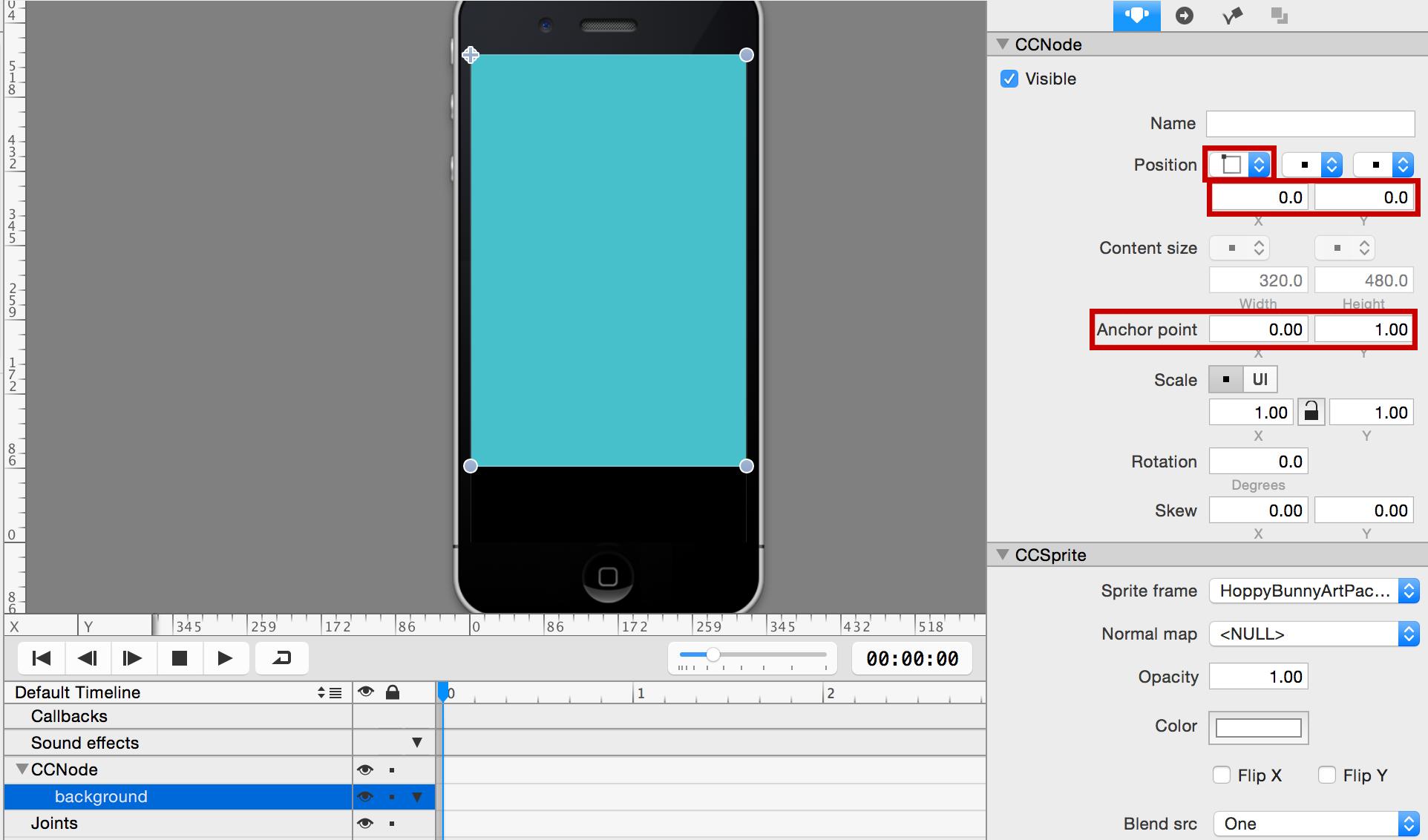 Adding background image