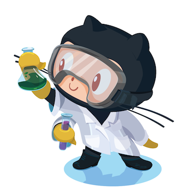 Github lab cat
