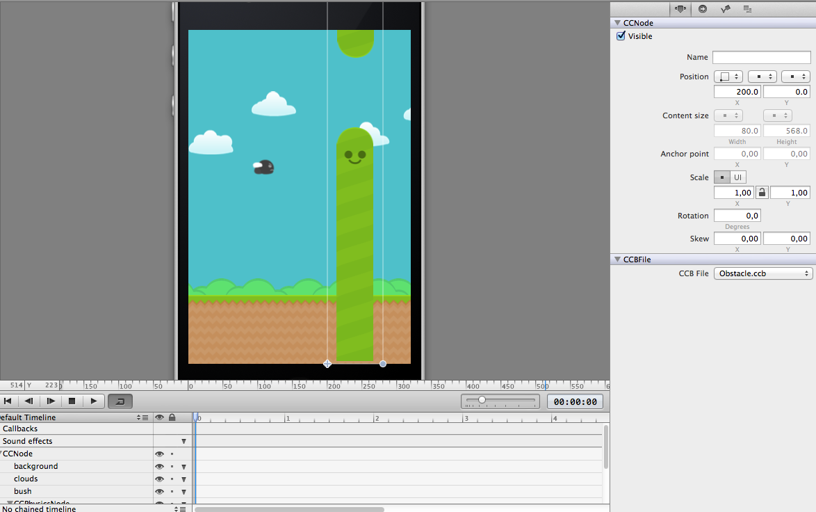 Learn to build Flappy Fly Image